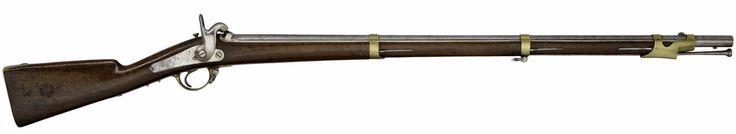 Model 1842 Dragoon Rifled Percussion Musket, Mutzig