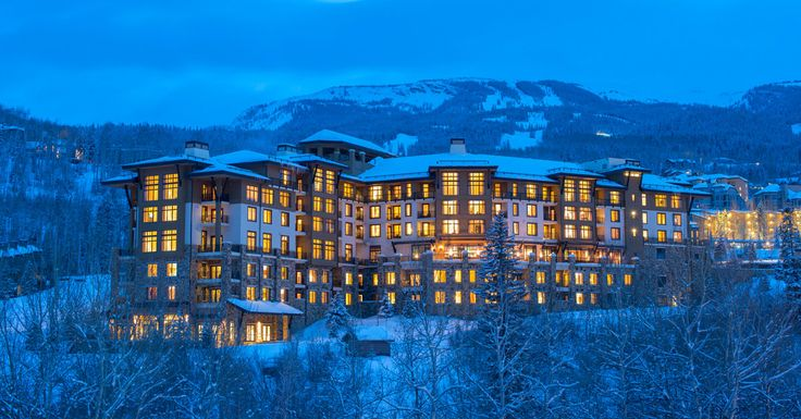 The Best Winter Getaway for Skiers and Foodies Alike - The o