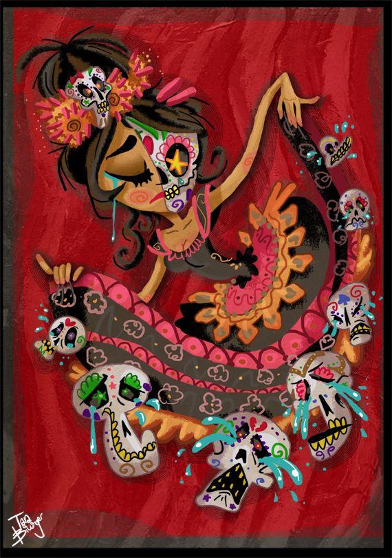 17 Best images about Sugar Skull Art on Pinterest ...