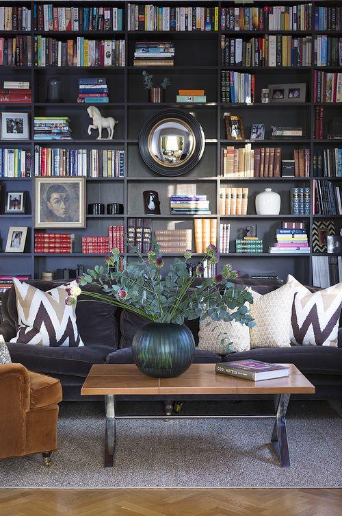 DivineDesign, Library, shelves