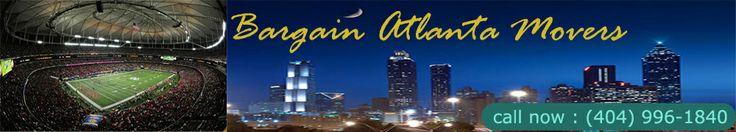 Bargain Atlanta Movers (404) 996-1840 | Atlanta Movers | Moving Company in Atlanta | Mover Atlanta GA