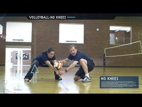 Olympic Coaching Tips Volleyball Defense