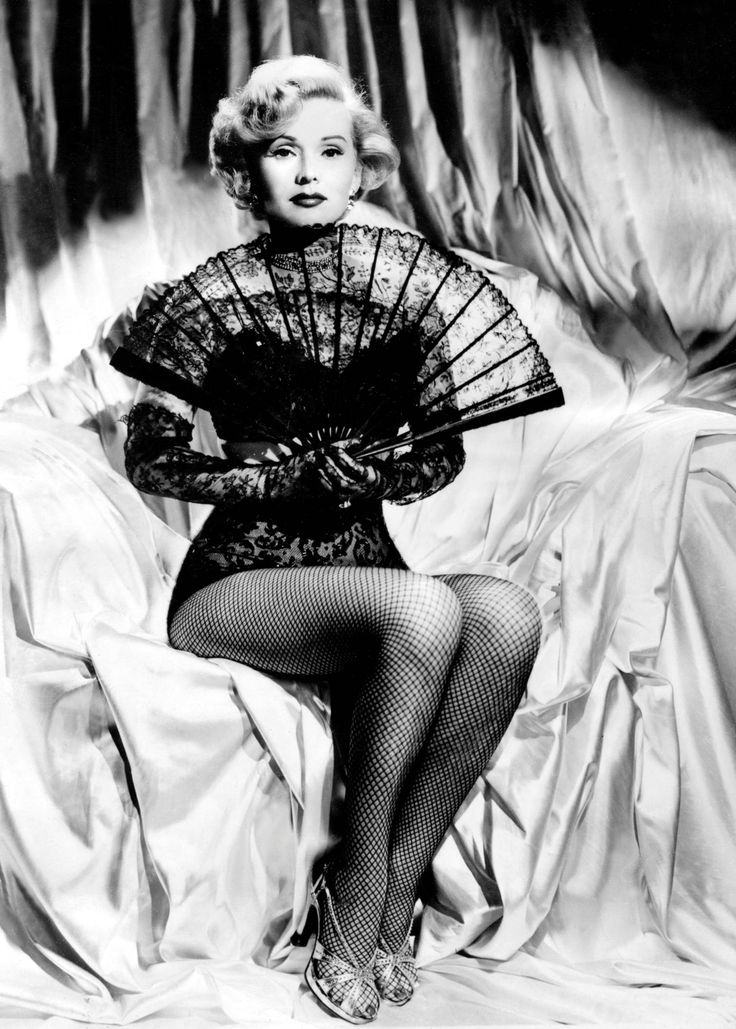 Zsa Zsa Gabor (1917)  She remains a notable popular star until the end of the 1970s, appearing mainly on TV and on Broadway stages.