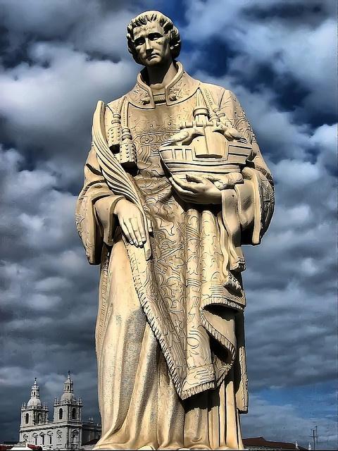 St. Vicente de Fora - Lisbon's Patron