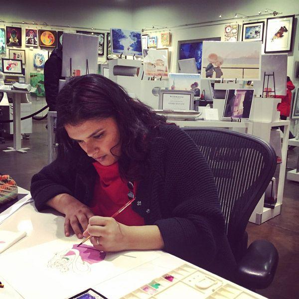 Blog - Everyday Love Art - The Art of Nidhi Chanani