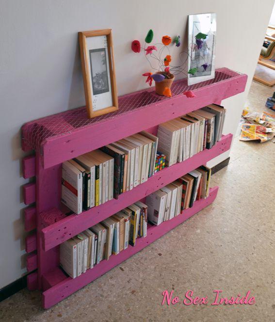 Best 25 mobilier palette ideas on pinterest - Transformer une maison ancienne ...