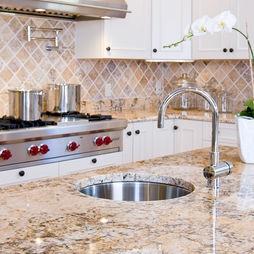 Kitchen Granite Countertop Design, Pictures, Remodel, Decor and Ideas