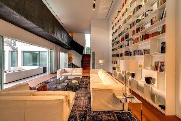 Casa Cubos arquitectura minimalista / Nestor Sandbank, Israel V