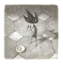 drawings for the lost thing book. Shaun Tan.