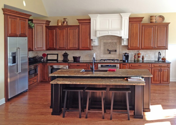 Seigles Kitchen Remodel   Wheelchair Accessible Kitchen. Love The Lowered  Island Counter Top