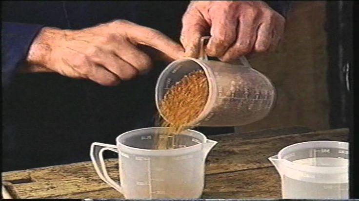 Curso Practico de restauración 1º Capitulo Las Colas tipos y usos
