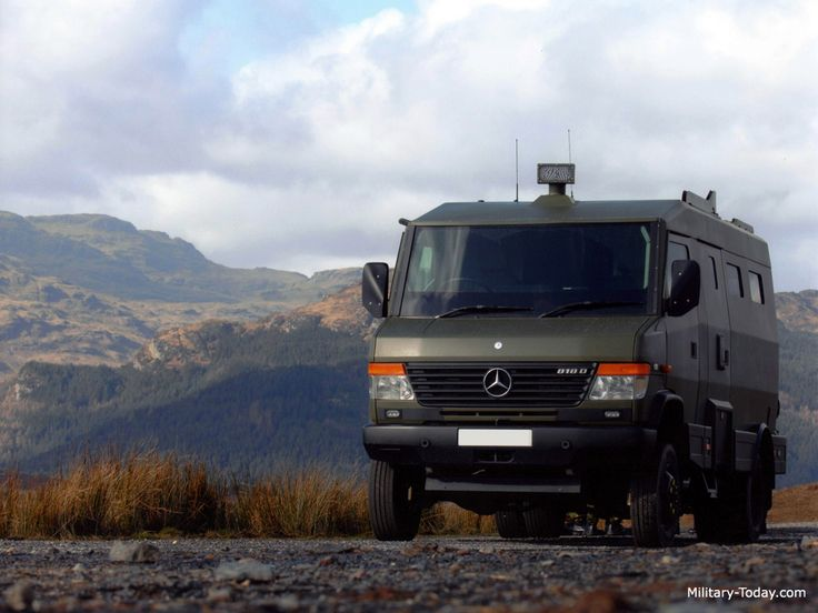 15 Best Images About Mercedes Vario 4x4 On Pinterest