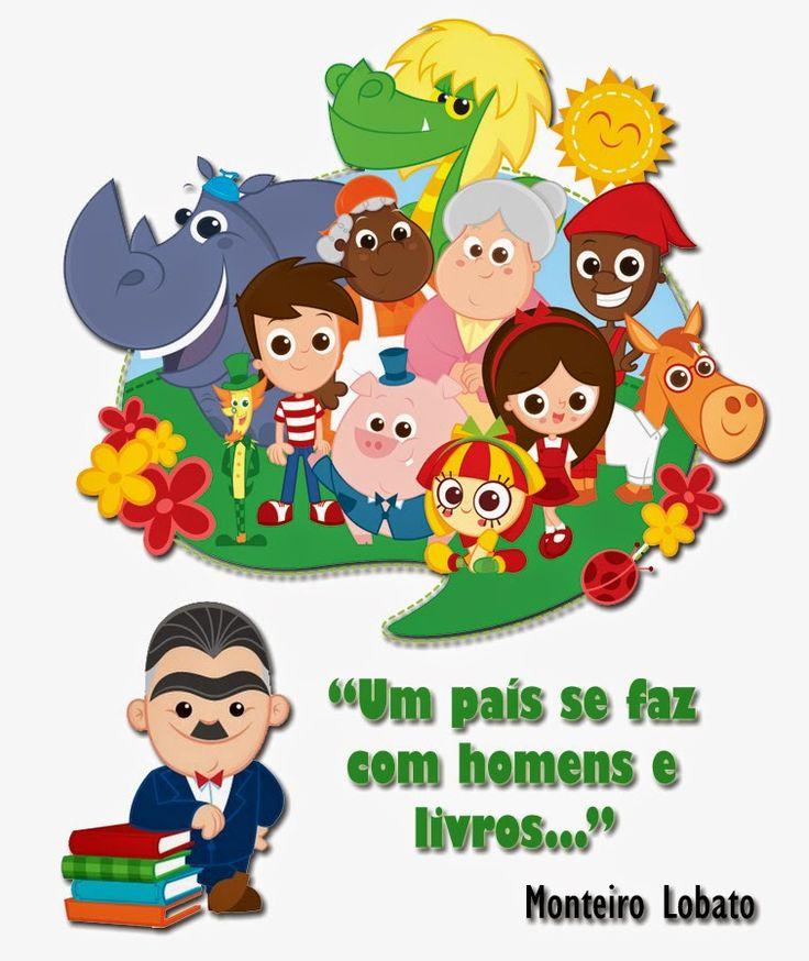 Pedagógiccos: Dia Nacional do Livro Infantil