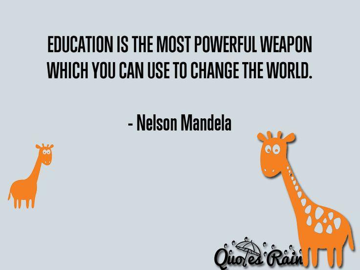 #NelsonMandelaQuotes