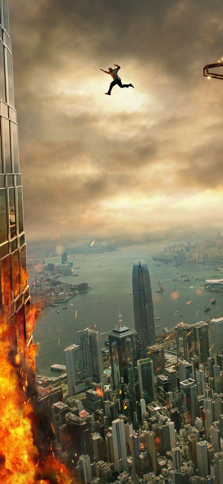 1125x2436 Skyscraper 2018 Movie Iphone XS,Iphone 10,Iphone