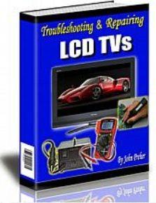 lcd television repair ebook