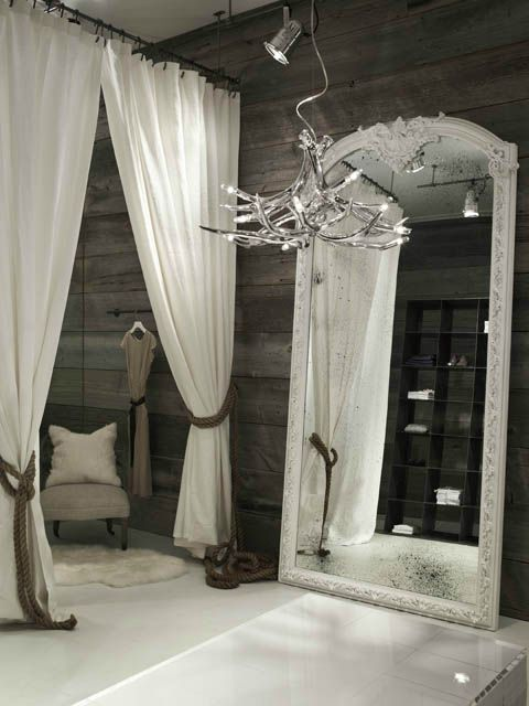 when we redecorate the shop this will be our new change room