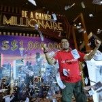 Changi Airport crowns 39-year-old Indonesian as its newest millionaire