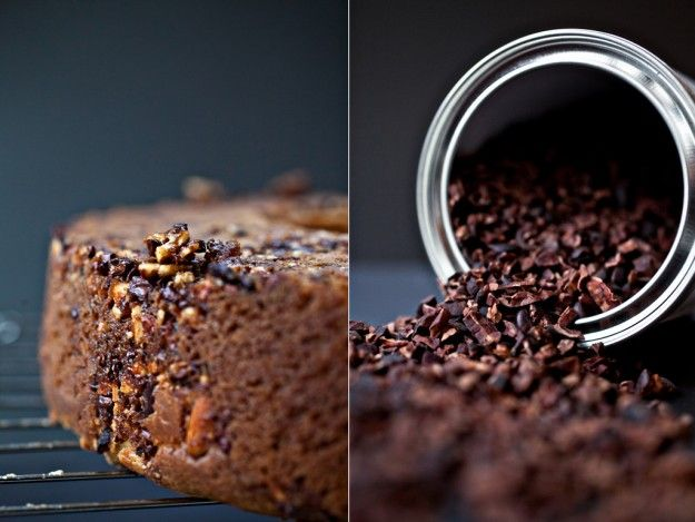 Cocoa Nibs, Cocoa Beans, Coffee Cake Recipes, Bundt Cake, Nibs Coffee ...