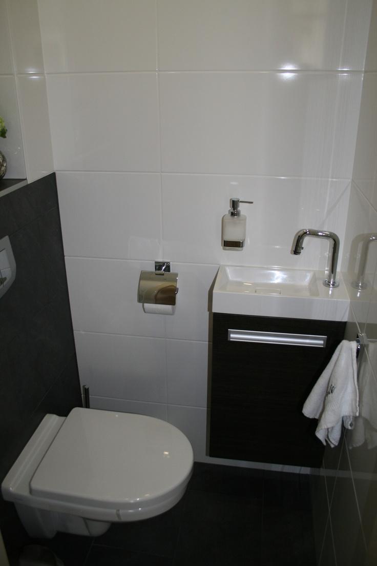 Optimaal ruimte benutten met dit moderne toiletmeubel