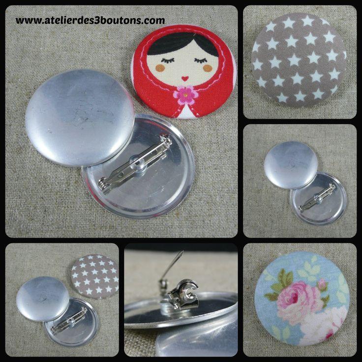Laissez libre cours à votre imagination, pour réaliser vos créations....fournitures disponibles sur ma boutique atelierdes3boutons.com
