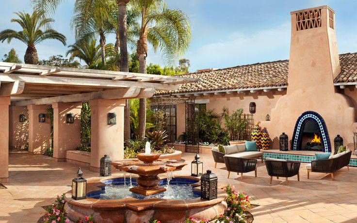 50. Rancho Valencia Resort & Spa, Rancho Santa Fe, California Score: 95.69 More information, ranchovalencia.com