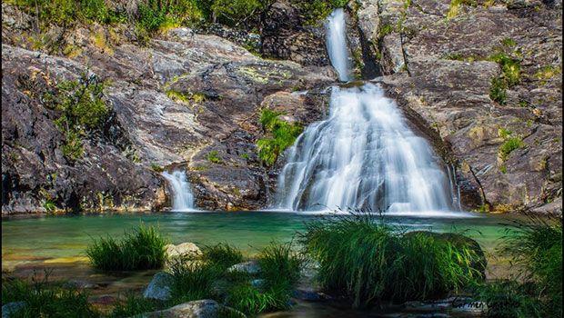 cascata do pincho, waterfall, tour, Vila Praia de Âncora, costa verde, Minho, Portugal