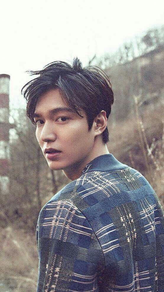 Cosmopolitan April edition 2018 Lee Min Ho