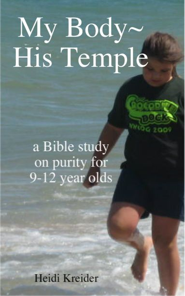 On Tablets Of Human Hearts: My Body~His Temple