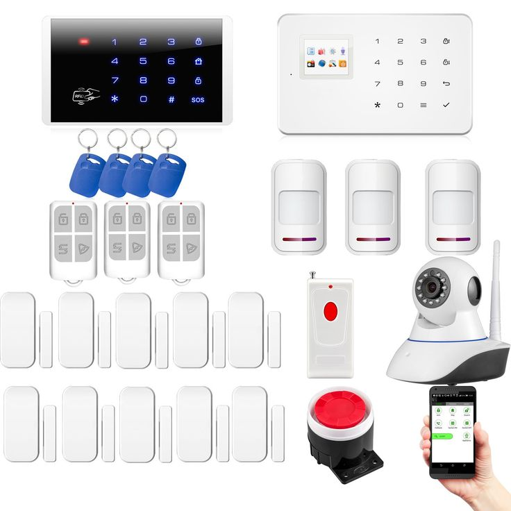 marvelous viper wireless home security. fabulous fuers g wireless touch keypad home office gsm security alarm  system diy kit w wifi with do it yourself systems Do It Yourself Home Security Systems Wireless Stunning Arduino