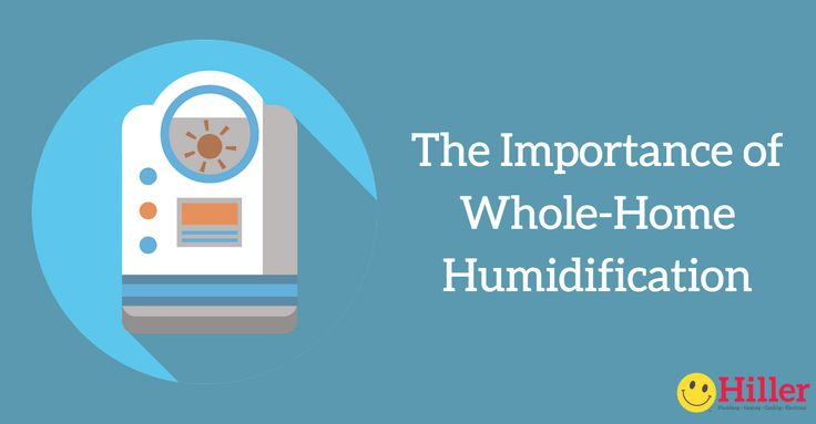 Unlike portable humidifiers and dehumidifiers, which are designed to work in a confined area, whole-house humidification systems automatically measure humidity levels and add or take away moisture to maintain ideal humidity levels. Learn more about how to maintain healthy indoor humidity levels (between 30 and 50%) with a whole-home humidification system.