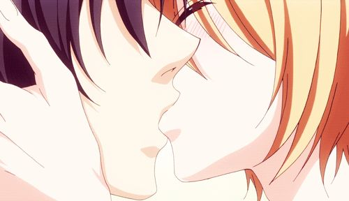 Check It Out ! 10 Most Passionate Kisses With Anime Couple.. | Orzzzz