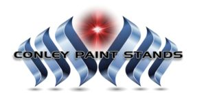 Motorcycle Airbrush Paint Stands Auto Body Tools Supplies