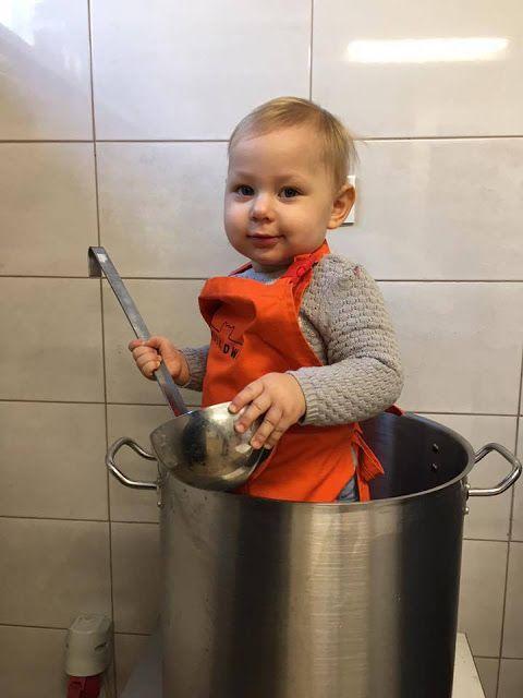 kreatywnyMaks: Olka mała kuchareczka
