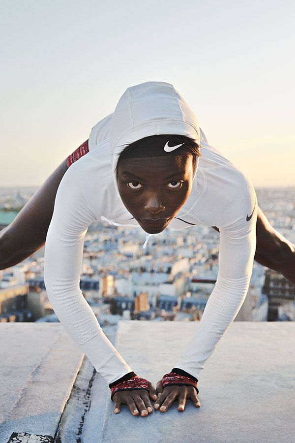 The Skys The Limit In Training Gear Designed To Keep Your