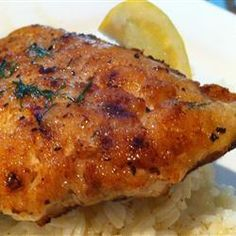 Pan Seared Red Snapper Allrecipes.com