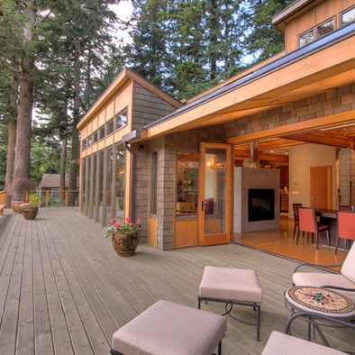 25 Best Ideas About Contemporary Cabin On Pinterest