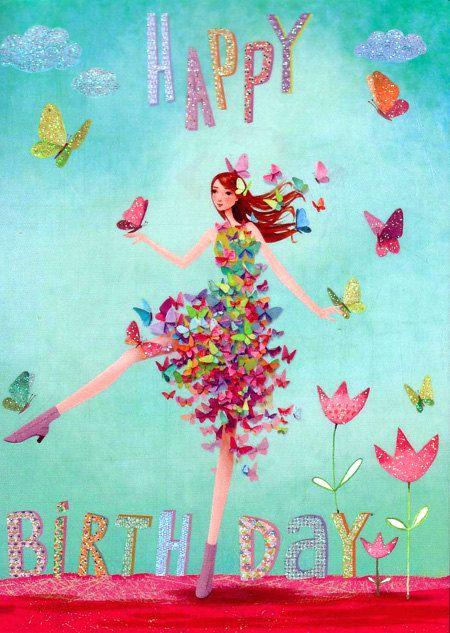 Post card by Mila Marquis por MarquisWonderland en Etsy