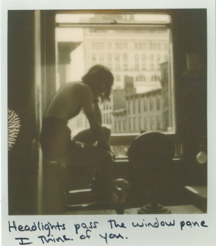 Taylor Swift Polaroid 46 - I Wish You Would #1989