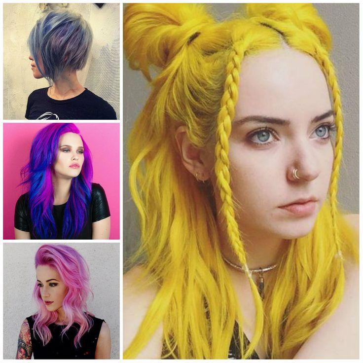 Peinados EMO para Chicas para el año 2017 //  #2017 #año #Chicas #para #Peinados
