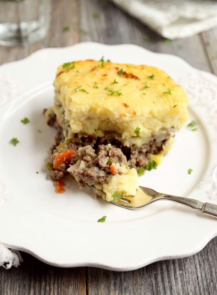 Classic Cottage Pie Recipe Cottage Pie Food Recipes Whole Food Recipes