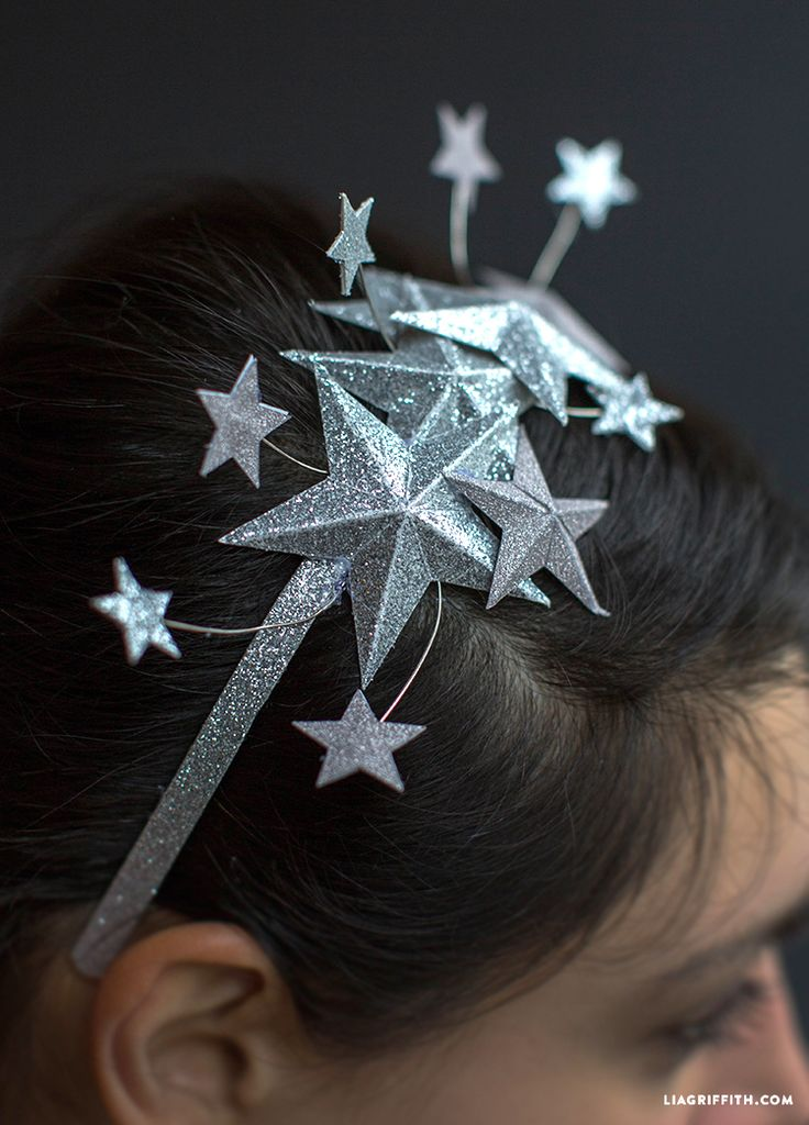 #StarHeadband #NewYearsEve www.LiaGriffith.com