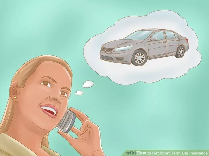 WikiHow Short Term Car Insurance | Image titled Get Short Term Car Insurance Step 1