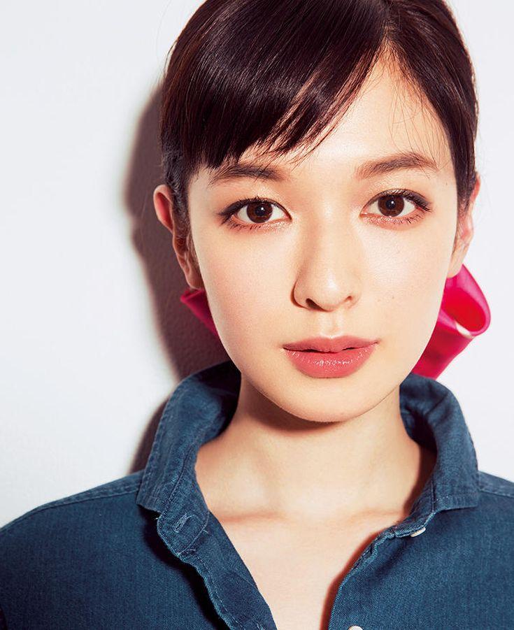 VOCE 2016年7月号 森絵梨佳 女っぽく抜け感のあるメイクで きれいを極める