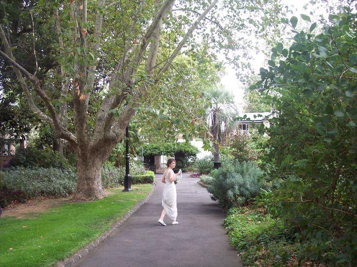 Pau and Bron, Alexandra Gardens, Kew