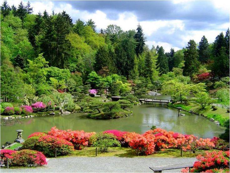 fotos de jardines japoneses blog japon