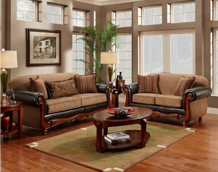 Delectable Living Room Furniture With Wood Trim Design Ideas With