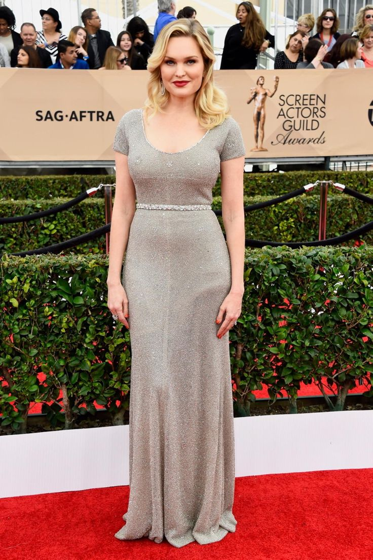 Sunny mabrey photos sag awards 2016 best and worst red carpet looks