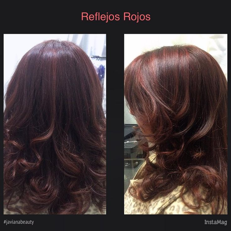 Reflejos Rojos #cabellos #hairred #cabellosrojos #javianabeauty #instagramchile #olaplexhair #olaplexlove #olaplexvalparaiso #hairstyle #hairinspiration #hairinstagram #instalike