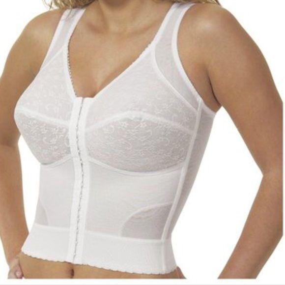 Instashape size 44C full figure long posture bra Shapeware instashape size 44C full figure long line posture bra Plusform Accessories